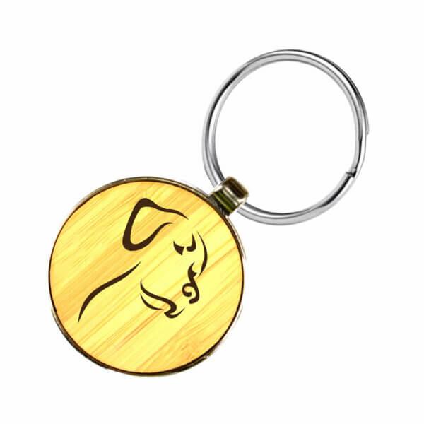 personalisierte Schlüsselanhänger mit Gravur beidseitig